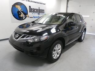 2012 Nissan Murano S SUV for sale in Goldsboro for $18,490 with 41,149 miles.