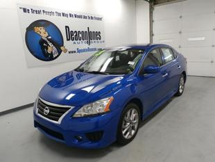 2013 Nissan Sentra SR Sedan for sale in Goldsboro for $14,490 with 35,140 miles.