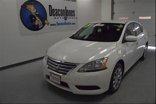 2013 Nissan Sentra SV Sedan for sale in Goldsboro for $15,990 with 11,780 miles.