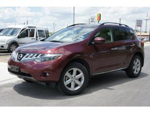 2009 Nissan Murano SL SUV for sale in Temple for $20,350 with 63,486 miles.