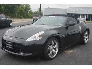2012 Nissan 370Z Convertible for sale in Temple for $32,900 with 20,480 miles.