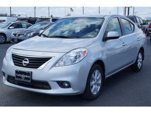 2013 Nissan Versa 1.6 SL Sedan for sale in Temple for $17,125 with 34,695 miles.