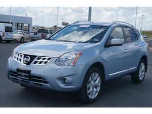 2013 Nissan Rogue SV SUV for sale in Temple for $23,200 with 24,721 miles.