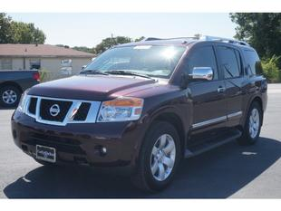 2014 Nissan Armada SL SUV for sale in Temple for $40,150 with 5,351 miles.