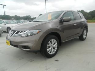2012 Nissan Murano S SUV for sale in Lufkin for $25,995 with 40,442 miles.