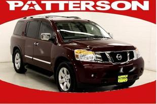 2012 Nissan Armada SL SUV for sale in Longview for $30,995 with 51,509 miles.