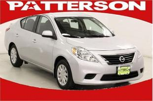 2014 Nissan Versa 1.6 SV Sedan for sale in Longview for $13,995 with 13,294 miles.