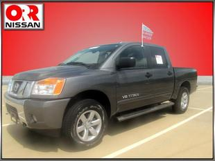 2013 Nissan Titan SV Crew Cab Pickup for sale in Searcy for $29,756 with 19,438 miles.