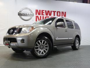 2008 Nissan Pathfinder LE SUV for sale in Gallatin for $18,981 with 72,184 miles.
