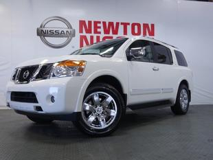 2012 Nissan Armada Platinum SUV for sale in Gallatin for $37,981 with 21,825 miles.