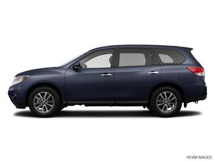 2014 Nissan Pathfinder S SUV for sale in Gallatin for $30,981 with 14,584 miles.