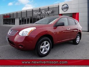 2010 Nissan Rogue SUV for sale in Christiansburg for $16,950 with 64,650 miles.