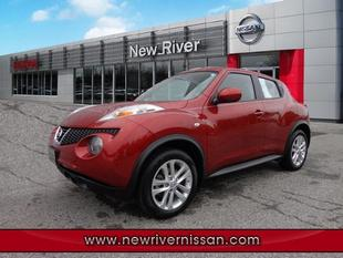 2013 Nissan Juke S SUV for sale in Christiansburg for $20,450 with 13,078 miles.