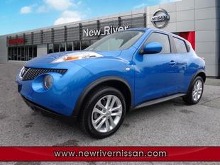 2012 Nissan Juke SV SUV for sale in Christiansburg for $20,950 with 9,114 miles.
