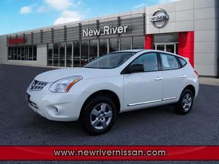 2013 Nissan Rogue S SUV for sale in Christiansburg for $20,950 with 4,881 miles.