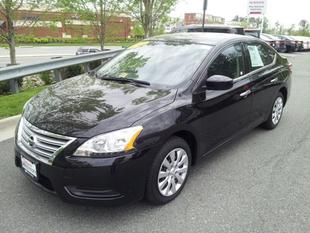 2013 Nissan Sentra SV Sedan for sale in Richmond for $15,995 with 1,457 miles.