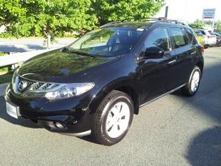 2013 Nissan Murano SL SUV for sale in Richmond for $27,588 with 24,607 miles.