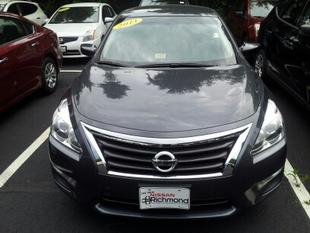 2013 Nissan Altima 2.5 S Sedan for sale in Richmond for $14,990 with 24,100 miles.