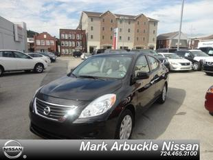 2013 Nissan Versa 1.6 SV Sedan for sale in Indiana for $13,975 with 11,843 miles.