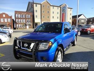 2012 Nissan Frontier SV Extended Cab Pickup for sale in Indiana for $23,475 with 14,003 miles.