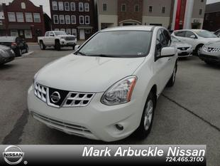 2013 Nissan Rogue S SUV for sale in Indiana for $19,975 with 12,435 miles.