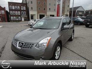 2010 Nissan Rogue SL SUV for sale in Indiana for $15,975 with 78,332 miles.