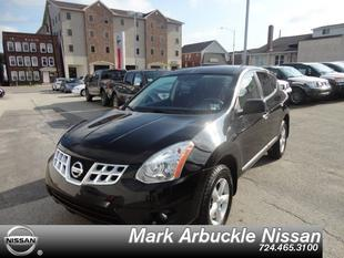 2012 Nissan Rogue S SUV for sale in Indiana for $18,977 with 32,281 miles.
