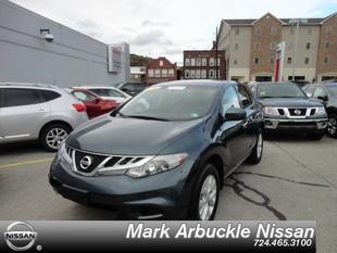 2011 Nissan Murano S SUV for sale in Indiana for $19,975 with 46,435 miles.