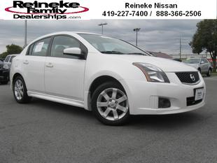 2012 Nissan Sentra 2.0 SR Sedan for sale in Lima for $15,973 with 32,769 miles.