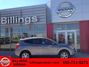 2011 Nissan Rogue SV SUV for sale in Billings for $22,900 with 12,848 miles.