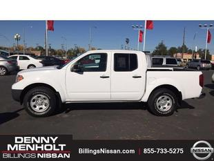 2012 Nissan Frontier S Crew Cab Pickup for sale in Billings for $23,900 with 14,895 miles.
