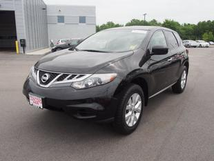 2011 Nissan Murano S SUV for sale in Concord for $20,995 with 35,418 miles.