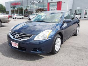 2010 Nissan Altima 2.5 S Sedan for sale in Concord for $14,995 with 47,357 miles.