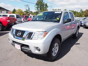 2013 Nissan Frontier SV Crew Cab Pickup for sale in Concord for $25,995 with 44,206 miles.