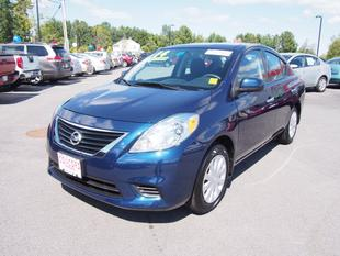 2014 Nissan Versa 1.6 SV Sedan for sale in Concord for $14,995 with 5,229 miles.