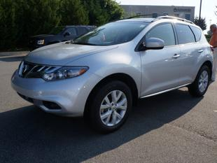 2012 Nissan Murano SV SUV for sale in Burlington for $24,500 with 18,685 miles.