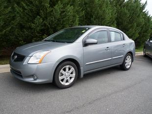 2010 Nissan Sentra 2.0 S Sedan for sale in Burlington for $12,900 with 38,798 miles.