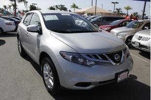 2014 Nissan Murano S SUV for sale in Hemet for $24,977 with 836 miles.