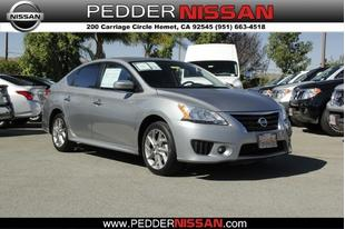 2013 Nissan Sentra S Sedan for sale in Hemet for $16,777 with 16,508 miles.