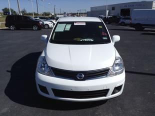 2011 Nissan Versa 1.8 S Hatchback for sale in San Angelo for $12,988 with 43,662 miles.