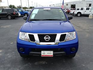2012 Nissan Frontier SV Crew Cab Pickup for sale in San Angelo for $18,988 with 45,517 miles.