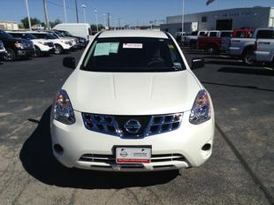 2013 Nissan Rogue S SUV for sale in San Angelo for $17,988 with 22,512 miles.