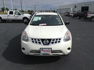 2011 Nissan Rogue S SUV for sale in San Angelo for $15,988 with 24,952 miles.