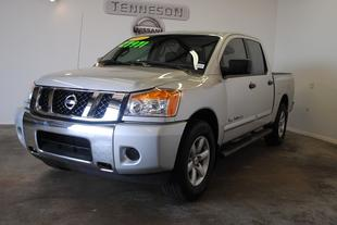 2013 Nissan Titan SV Crew Cab Pickup for sale in Tifton for $28,990 with 25,229 miles.