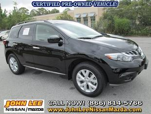 2012 Nissan Murano SV SUV for sale in Panama City for $22,280 with 15,612 miles.