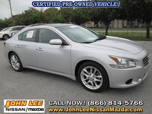 2011 Nissan Maxima SV Sedan for sale in Panama City for $21,757 with 45,658 miles.