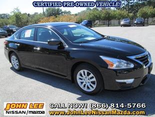 2013 Nissan Altima 2.5 S Sedan for sale in Panama City for $17,851 with 20,030 miles.