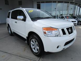 2011 Nissan Armada SUV for sale in Venice for $26,000 with 28,380 miles.