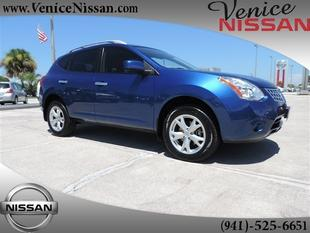 2010 Nissan Rogue SL SUV for sale in Venice for $18,995 with 36,110 miles.