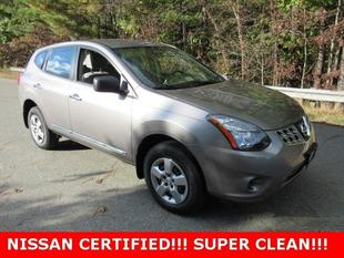 2014 Nissan Rogue Select S SUV for sale in Chester for $17,936 with 14,277 miles.